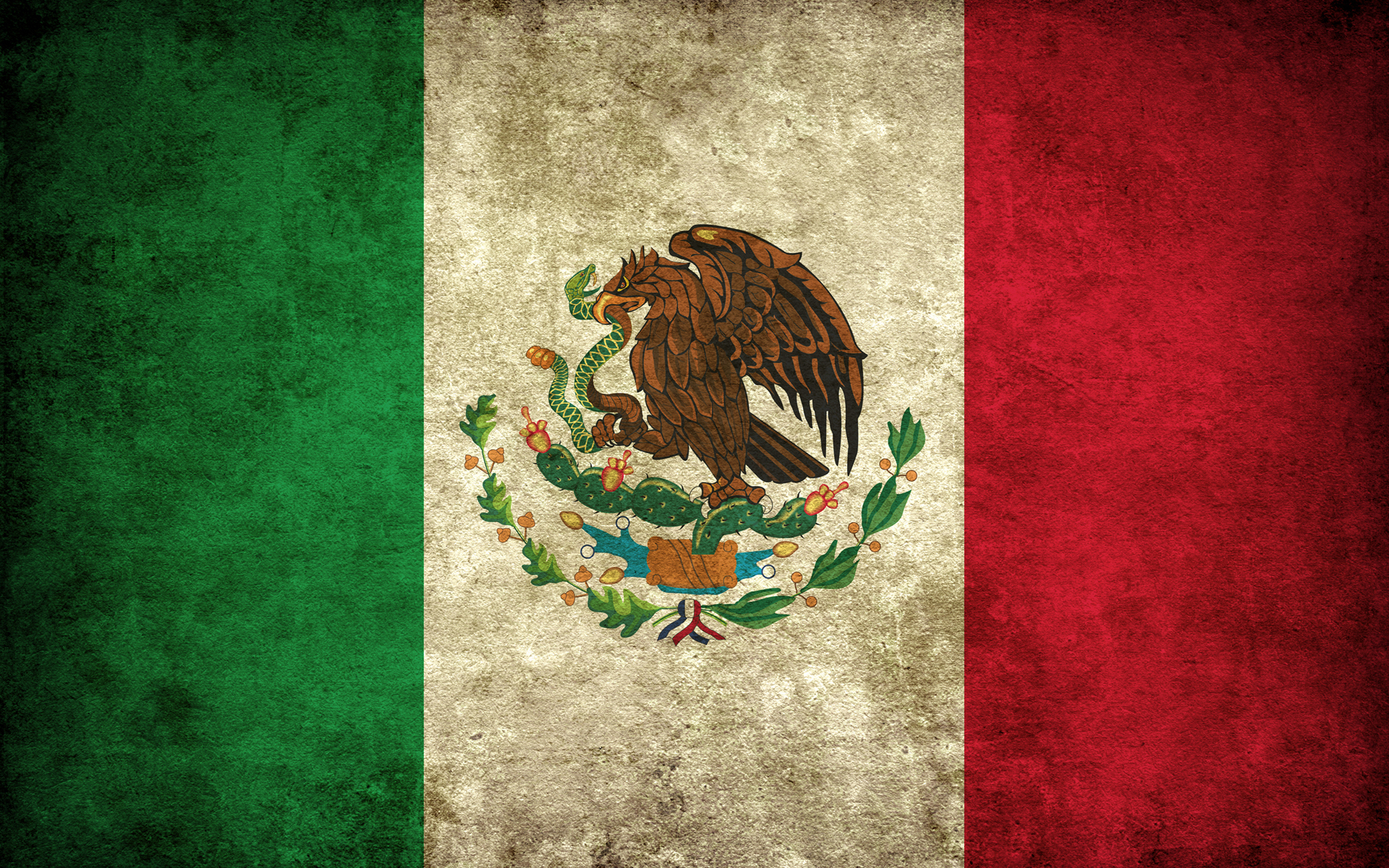 Bandera Mexicana-81557