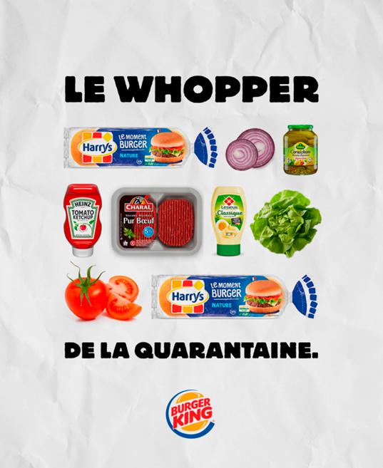 campaña Burger King