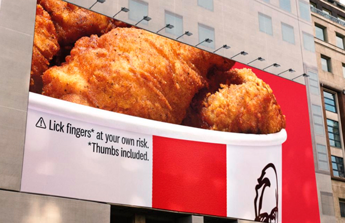 Nueva campaña KFC